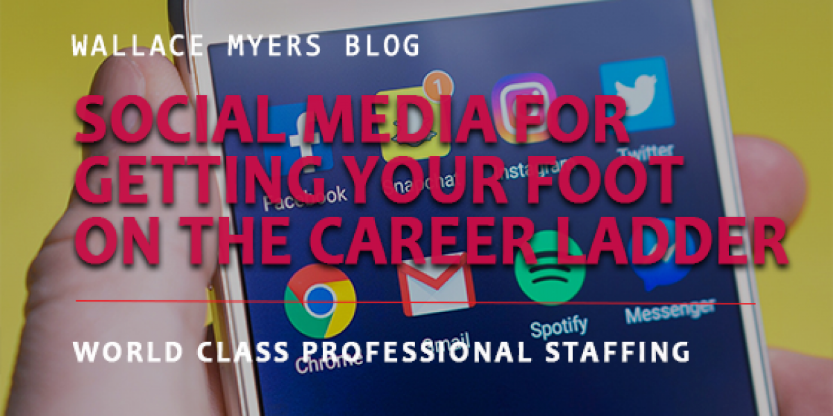 Use Social Media To Help Your Career