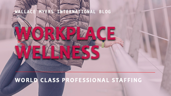 Workplace Wellness at Wallace Myers International